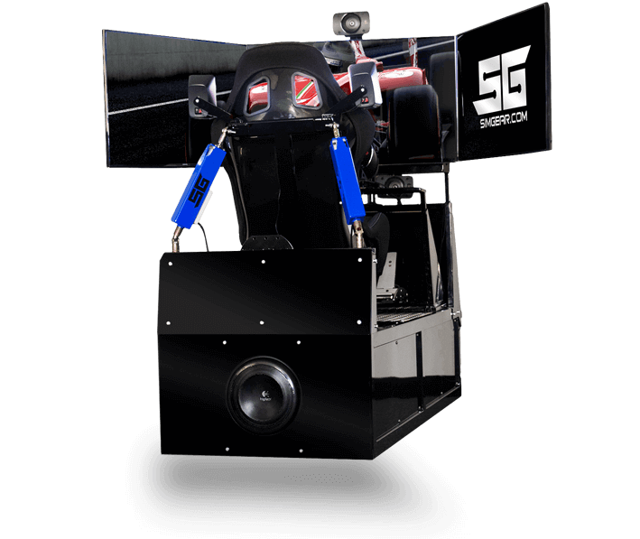 GT Elite Motion Simulator