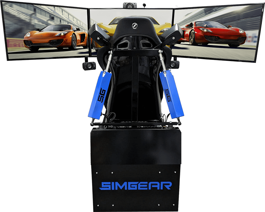 SimGear – Motion Simulator for Racing and Flight