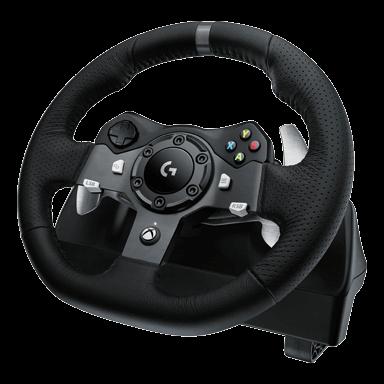 Logitech G920 Steering Wheel