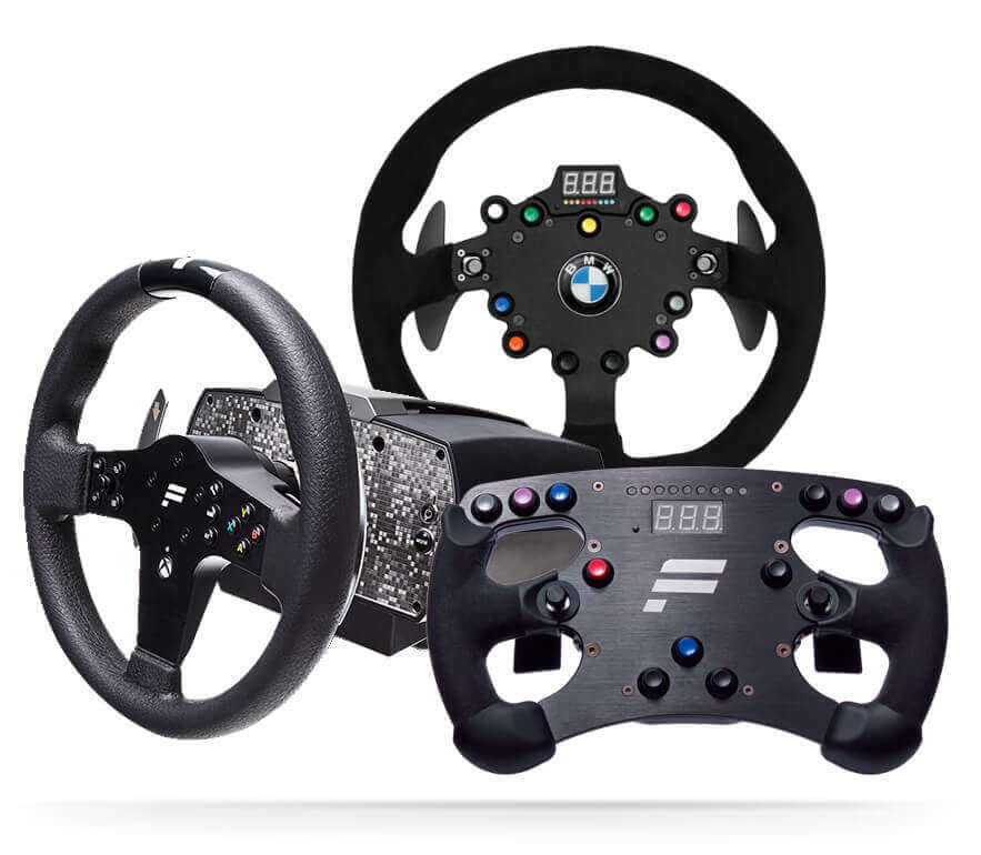 Fanatec Wheels