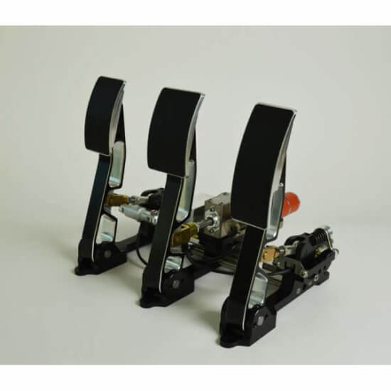 HPP Hydraulic Pedals