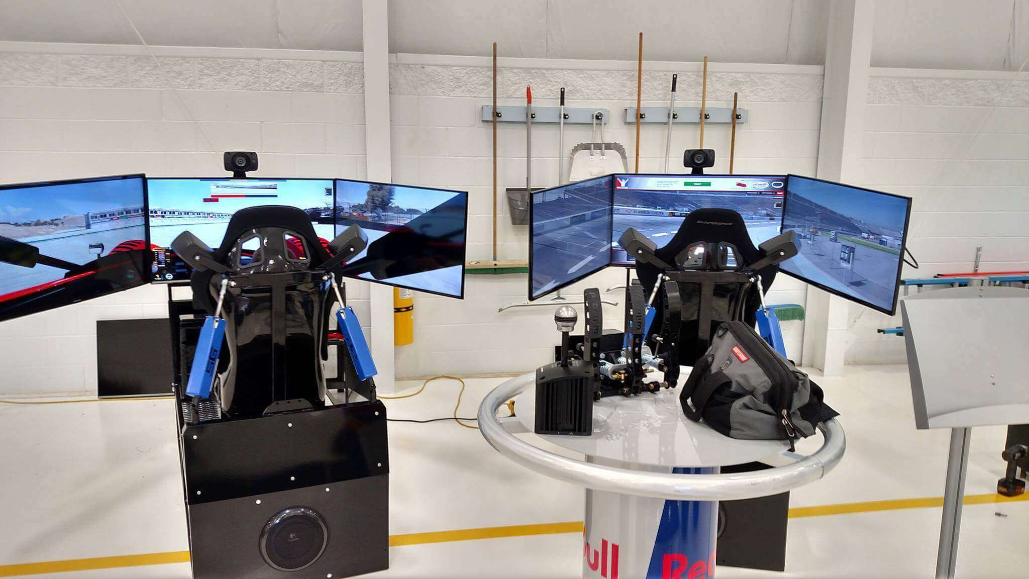 Motion Simulator For Racing And Flight