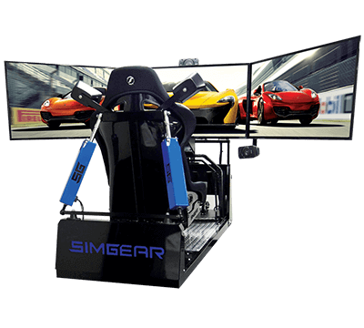 GT Elite Mini Motion Simulator