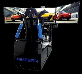 GT Elite Motion Simulator