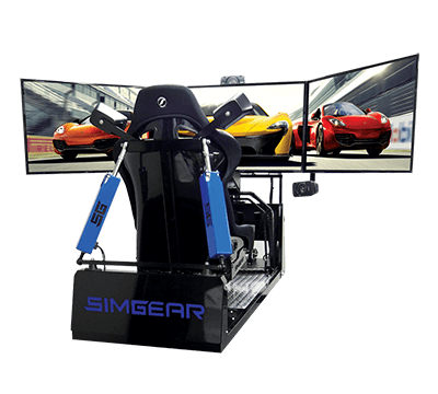 GT Racer Motion Simulator