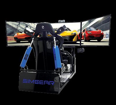 GT Racer Motion Simulator