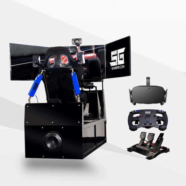 Software – SimGear – Motion Simulator for Racing and Flight
